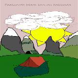 Islam. Feelwords
