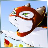 超级英雄飞猫