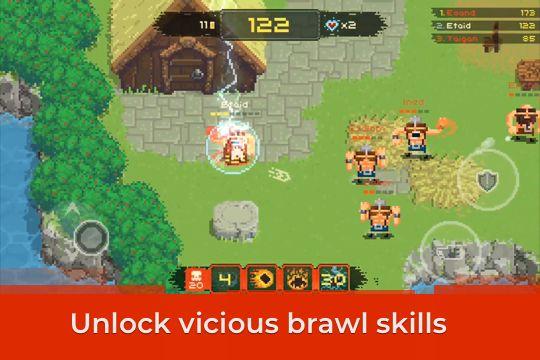 Vikings Village - Party Hard! 游戏截图5