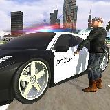 不可能的警察运输车偷窃