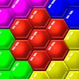 Color Match Puzzle - Fill the Hexa Board