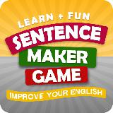 Sentence Maker Game