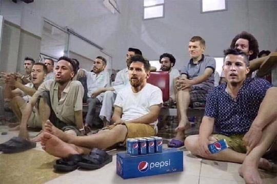 精彩世界杯完美谢幕,你想让自己喜欢的球星为你踢球吗? 图片1