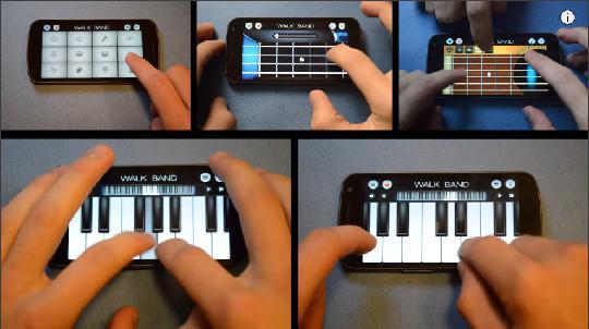 用手机演奏音乐,推荐五大乐器APP 图片3