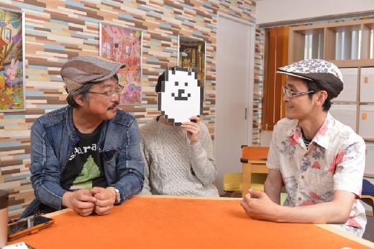 """自由的""""游戏""""与""""人生"""",东方Project × UNDERTALE主创对谈(下) 图片26"""