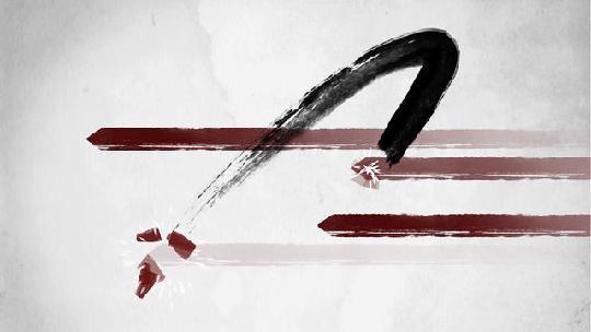 张艺谋《影》以水墨风走红全球,水墨挥洒于游戏世界会有怎样的神韵? 图片17