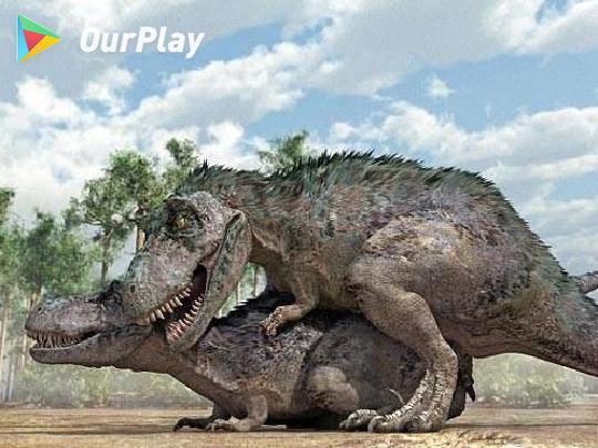 方舟生存进化帝鳄-生存进化手游》密室新版本内容曝光