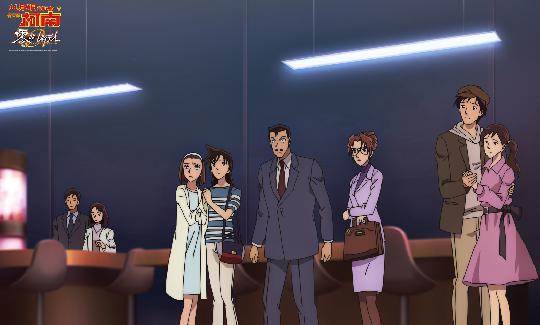 《名侦探柯南:零的执行人》热映,但猝不及防的官宣更令人激动,柯迷都要哭了 图片6