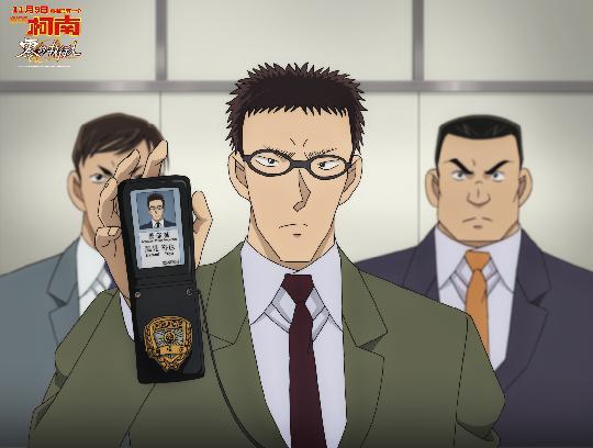 《名侦探柯南:零的执行人》热映,但猝不及防的官宣更令人激动,柯迷都要哭了 图片5