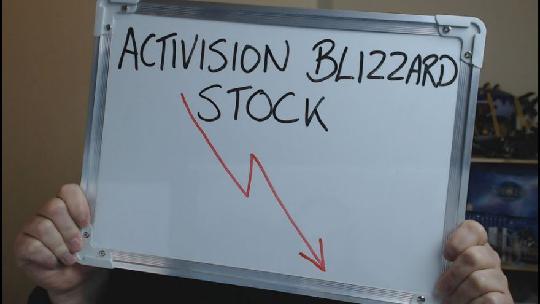 只是说了句做手游,为啥任天堂收益上天,暴雪股票跌到找不到妈? 图片10