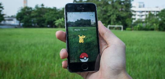 除了Pokemon Go,还有哪些AR游戏值得一玩? 图片2