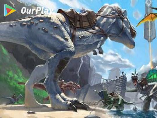 方舟生存进化泰坦龙怎么训-生存进化》泰坦龙图鉴