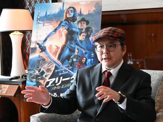 《阿丽塔:战斗天使》原作者亲述电影由来,与奇想天外故事的创作秘诀 图片3