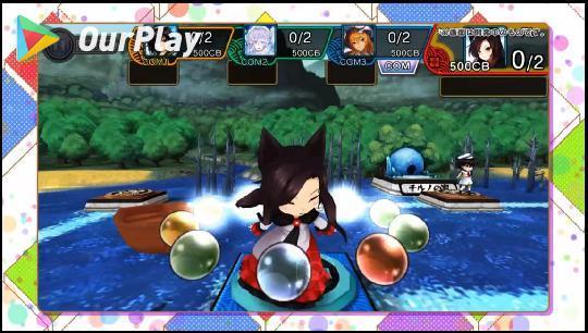 【东方加农炮弹】千呼万唤始出来的这款游戏,会成为另一个FGO吗? 图片17
