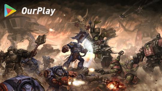 战锤40K:千年文化碰撞下的硬核机甲游戏,比《战争机器人》还经典 图片2