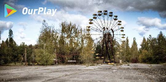 辐射之城:在全球最惊悚的切尔诺贝利勇敢生存 图片2