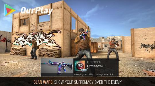 《对峙2》原汁原味向CS:GO致敬,秒杀绝大多数FPS类型手游 图片10