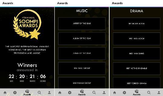 韩国最具影响力Soompi奖即将公布获奖名单,快看看你家爱豆上榜了吗? 图片8