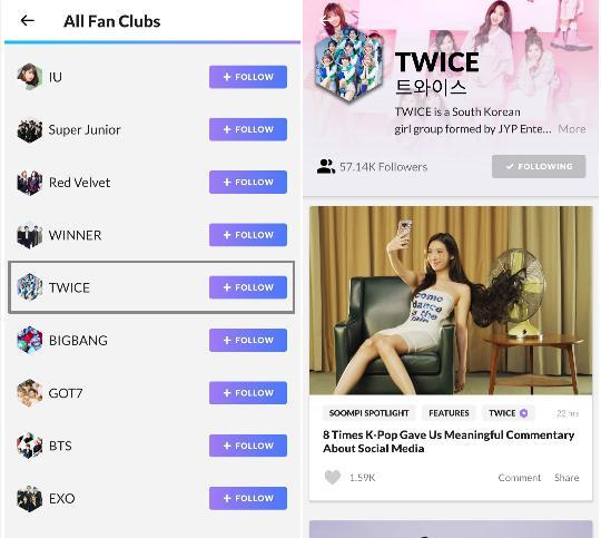 韩国最具影响力Soompi奖即将公布获奖名单,快看看你家爱豆上榜了吗? 图片11