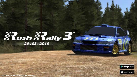不只上海车展零距离赏豪车,《Rush Rally 3》等爆款手游更能真实还原驰骋的快感 图片7