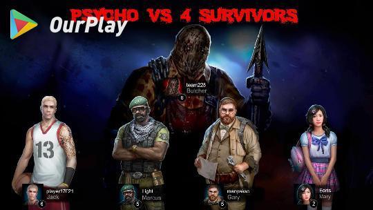 """恐怖领域 Horrorfield:第三人称视角的""""黎明杀机"""" 图片1"""