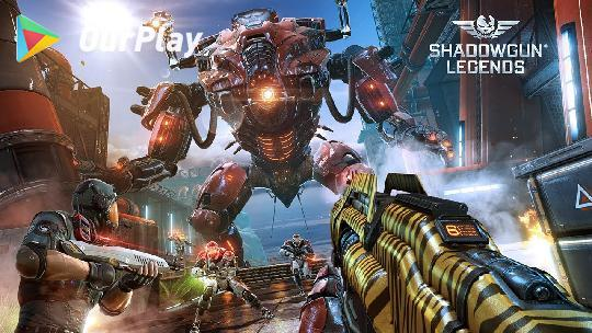 《暗影之枪:传奇》比拟主机游戏的画质,还有极致酷炫的光影特效 图片2