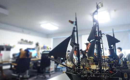 """""""黑珍珠""""号出海了!单机游戏的帆要扬起? 图片2"""