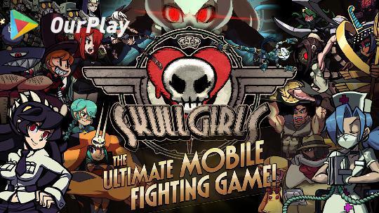 骷髅女孩 Skullgirls:Steam移植佳作!超越神作潜力的格斗游戏 图片1