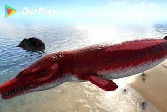 方舟生存进化手游猛犸象平台鞍制作方法和材料