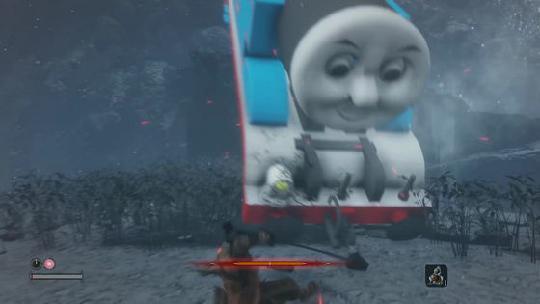 小朋友的托马斯火车,为何穿越到大人的游戏里? 图片8