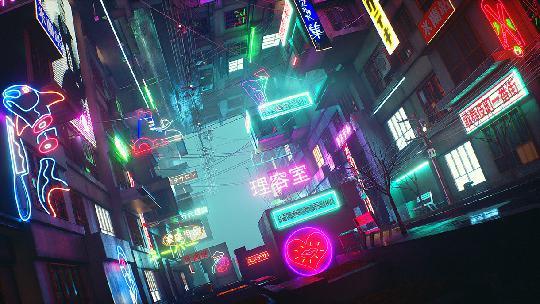 《赛博朋克2077》遥遥无期,这些游戏,也可以让你拥有不错的体验 图片2