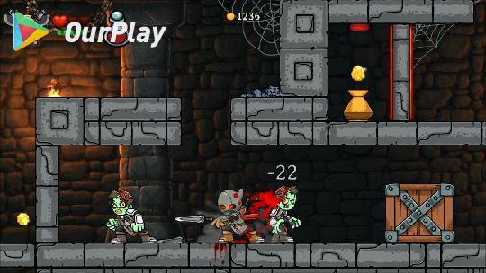 魔法狂暴 Magic Rampage:离神作只差一步的横版闯关游戏 图片4