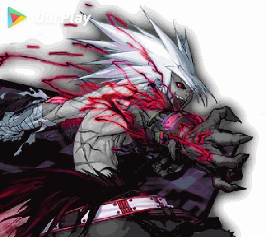 暗黑复仇者狂战士 是一个十分霸气的战士角色