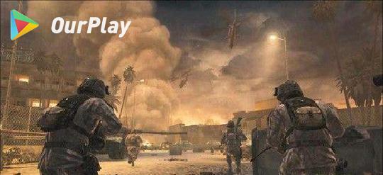 现代战争游戏推荐