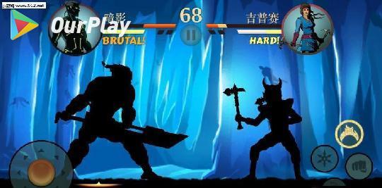 暗影格斗3连环锤