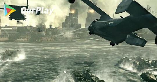 现代战争5揍萌新的游戏攻略