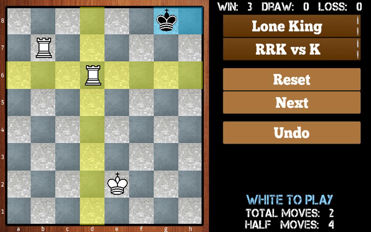 Chess Endgames 游戏截图2
