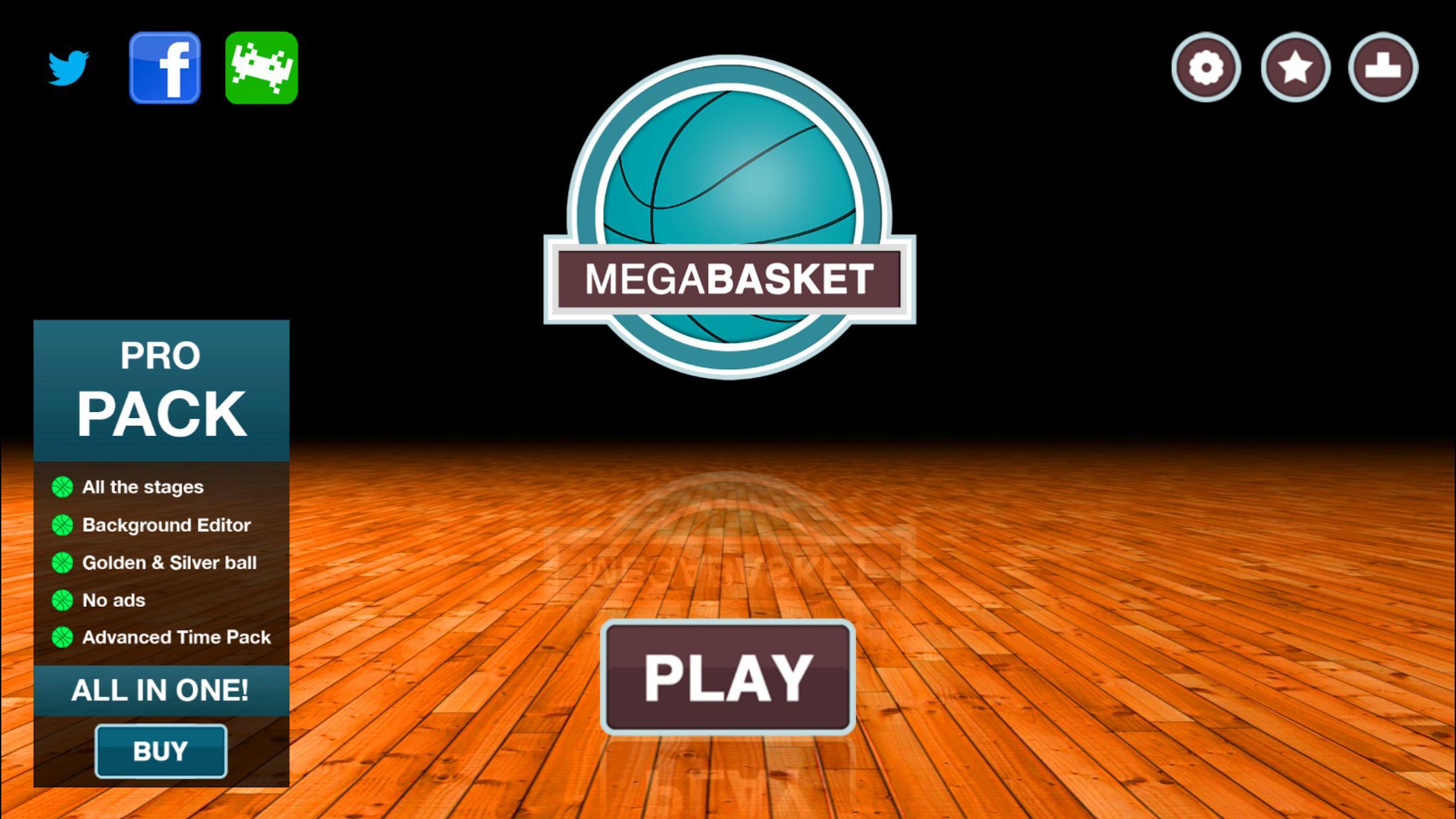 Basketball Mega Sports NBA Stars 游戏截图5