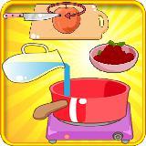 蛋糕桃:烹饪游戏