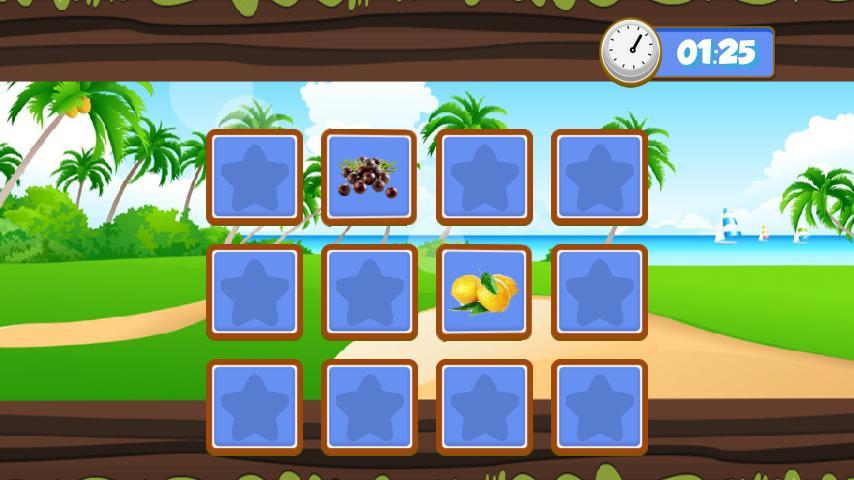 Memory Game 游戏截图4