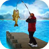 Fishing Simulator: Hook Catch & Hunting Game