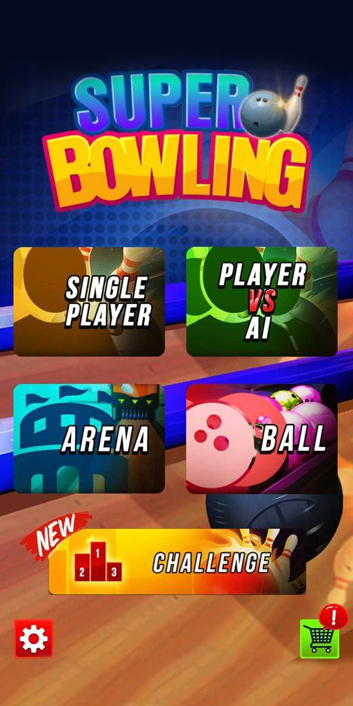 Super Bowling 游戏截图1