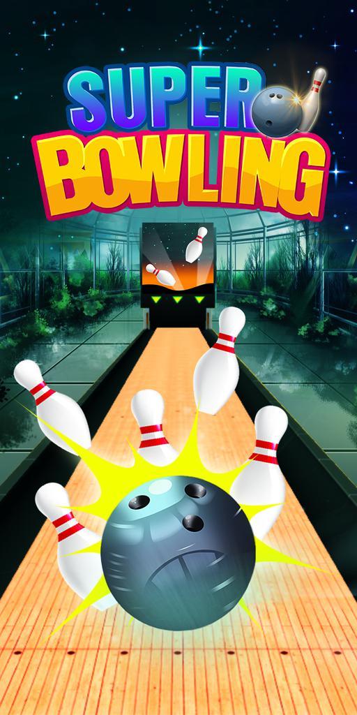 Super Bowling 游戏截图2