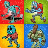 Zombies Memo Game