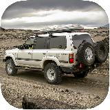 Offroad 4x4 Canyon Driving
