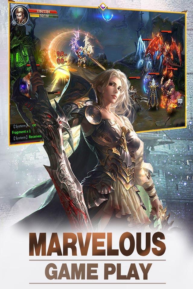 FallenSouls II : Blood War 游戏截图3