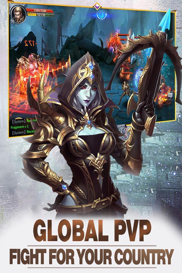 FallenSouls II : Blood War 游戏截图5