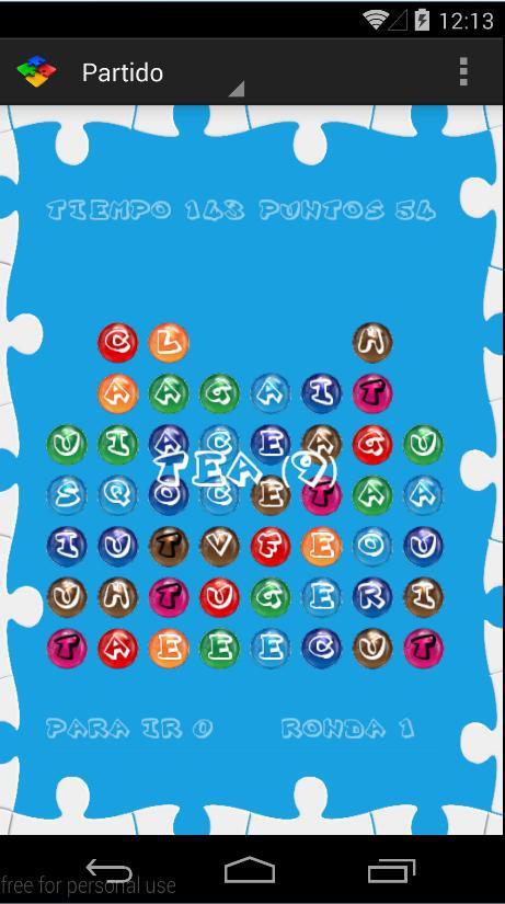 Puzzle Word 游戏截图4