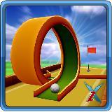 Retro Mini Golf Master Pro