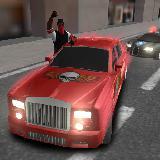 疯狂的司机大佬市3D police chase game